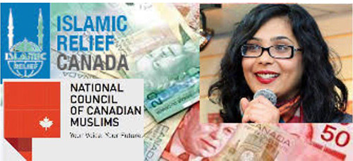 Iqra Khalid, Islamic Relief Canada, and the National Council of Canadian Muslims (NCCM)