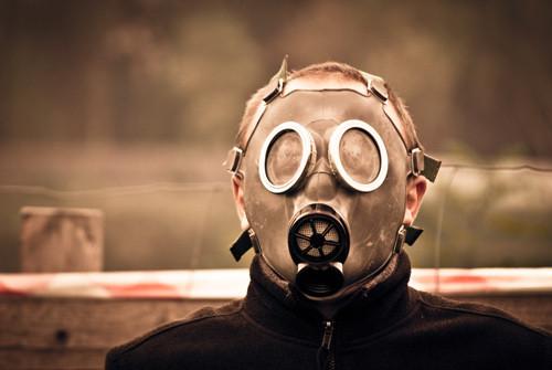 Climate change mask