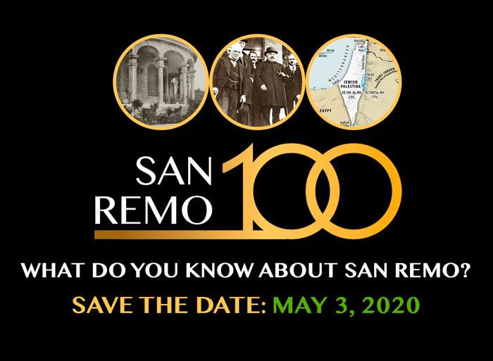 San Remo 100