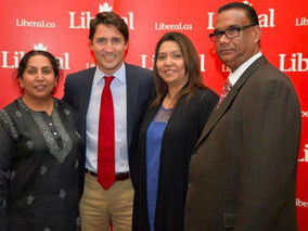 Is there a terrorist out there that Justin Trudeau doesn't like?