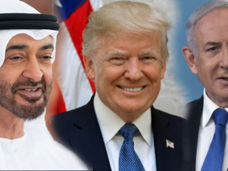 President Trump has been nominated for the 2021 Nobel Peace Prize