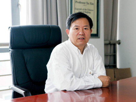 CJN story: Why is China so Interested in Israel and the Jews? Meet Professor Xu Xin