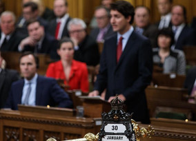 In case you missed it, Parliament issued its M-103 Islamophobia report