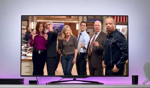 The cast of Law and Order SVU