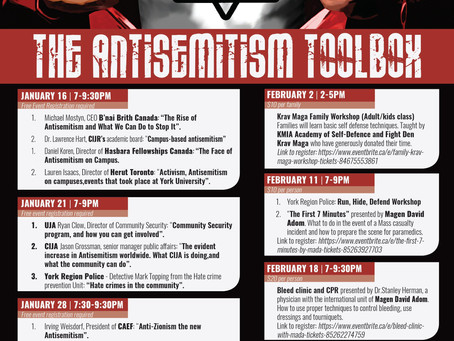 Fight Antisemitism with this Toolbox from CILR and Partners
