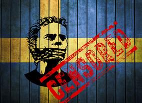 Sweden's War on Free Speech