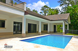 Oakes Patio and Pool
