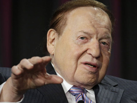 CILR Joins World Jewry in Paying Tribute to Sheldon G. Adelson