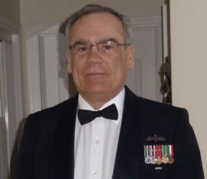 Major Russ Cooper