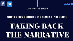 CILR-PROUDLY SUPPORTS AND CO-SPONSORS UNITED GRASSROOTS MOVEMENT