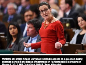 Toronto Sun: Canadians watching, waiting for M-103 next steps
