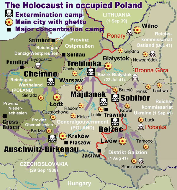 The Holocaust in Poland