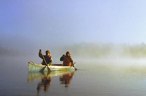 2 paddlers