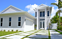 Custom Modern Home Design West Indies
