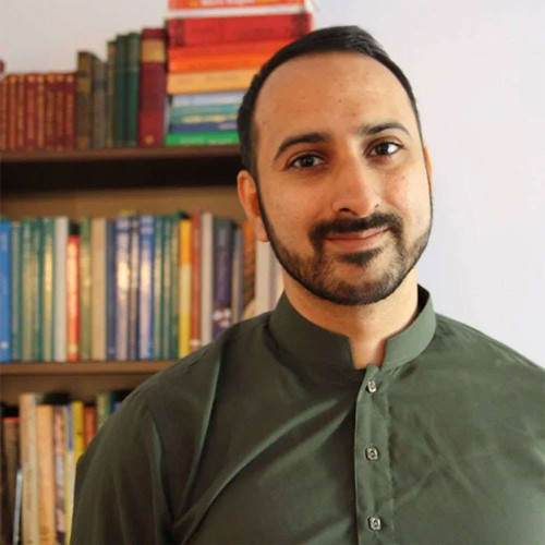Pasha Khan, an assistant professor at McGill University's Institute of Islamic Studies, has been named in a defamation lawsuit filed by fellow assistant professor Ahmed Fekry Ibrahim.