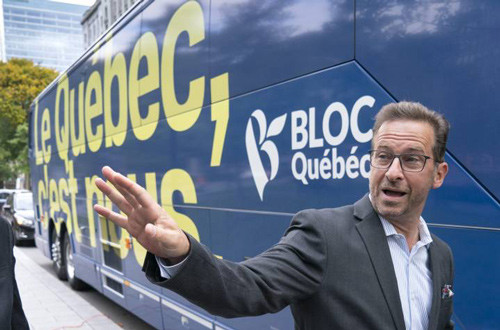 Bloc quebecois leader