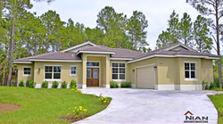 Naples Collier Woods Home Design