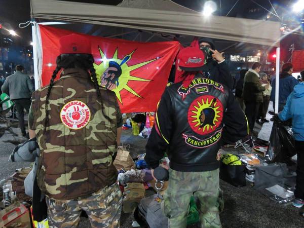 Warriors & terrorists