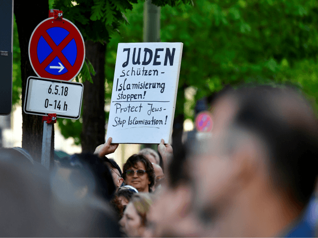 The German government's first special envoy to the Jewish community has warned that Jews' fear over the influx of Muslim, Arab refugees is legitimate.