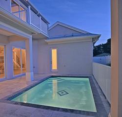 West Indies Courtyard Pool
