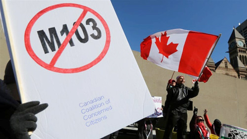 Canadian Coalition of Concerned Citizens - Anti-M-103