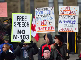 Barbara Kay: Getting to the heart of what M-103 was always all about