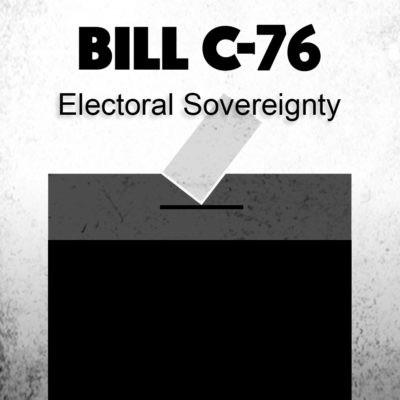 Bill C-76