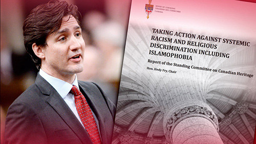 Trudeau and Heritage Committee Report