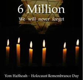 HOLOCAUST REMEMBRANCE-END JEW HATRED NOW -- CAEF Bulletin January 22, 2021