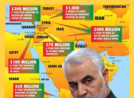 Stop the Islamic Revolutionary Guard Corps from Gaining Ground