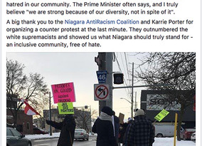 Canadian Liberal MP Labels Anti-Islamic State Protesters 'White Supremacists'