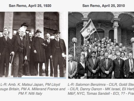 San Remo anniversary ahead of the 2020 centennial