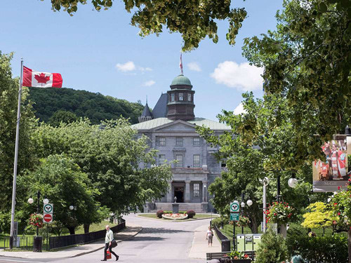 A decision by McGill University to deny tenure to Assistant Professor Ahmed Fekry Ibrahim will be appealed at a hearing scheduled for Oct. 17, 2018. The Montreal university is seen in a file photo from June 21, 2016.