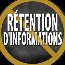 Rétention D'informations