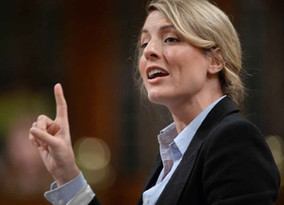 Robert Spencer's Letter to Melanie Joly, Heritage Minister in the Trudeau Government