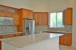 Custom Villa Estate Kitchen