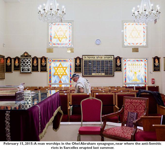 Ohel Abraham synagogue