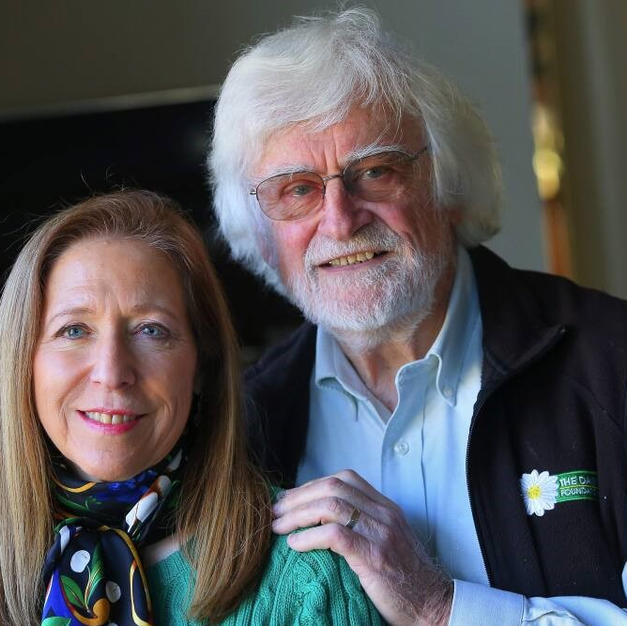 Bonnie and Mark Barnes