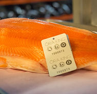 Fresh salmon, snapper, shrimp, sea bass delivered overnight