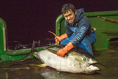 Hawaiian Yellowfin Ahi Tuna