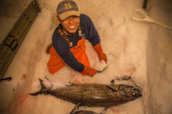 Walu Hawaiian Escolar White Tuna