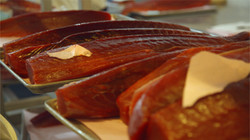 Wholesale tuna fillets and loins