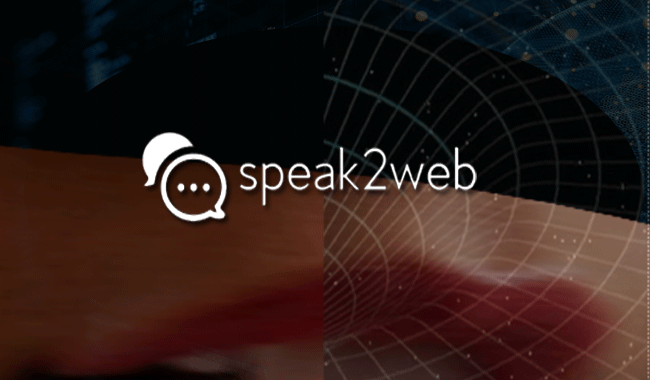 SPEAK2WEB