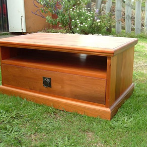 Recycled Matai Entertainment unit 1000L 420D 405H $1095. Other species and sizes on request.