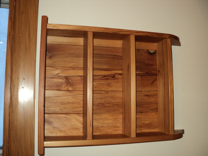 Spice/Collectables Racks. Various sizes and species, Price on Application.