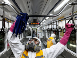 transport cleaning