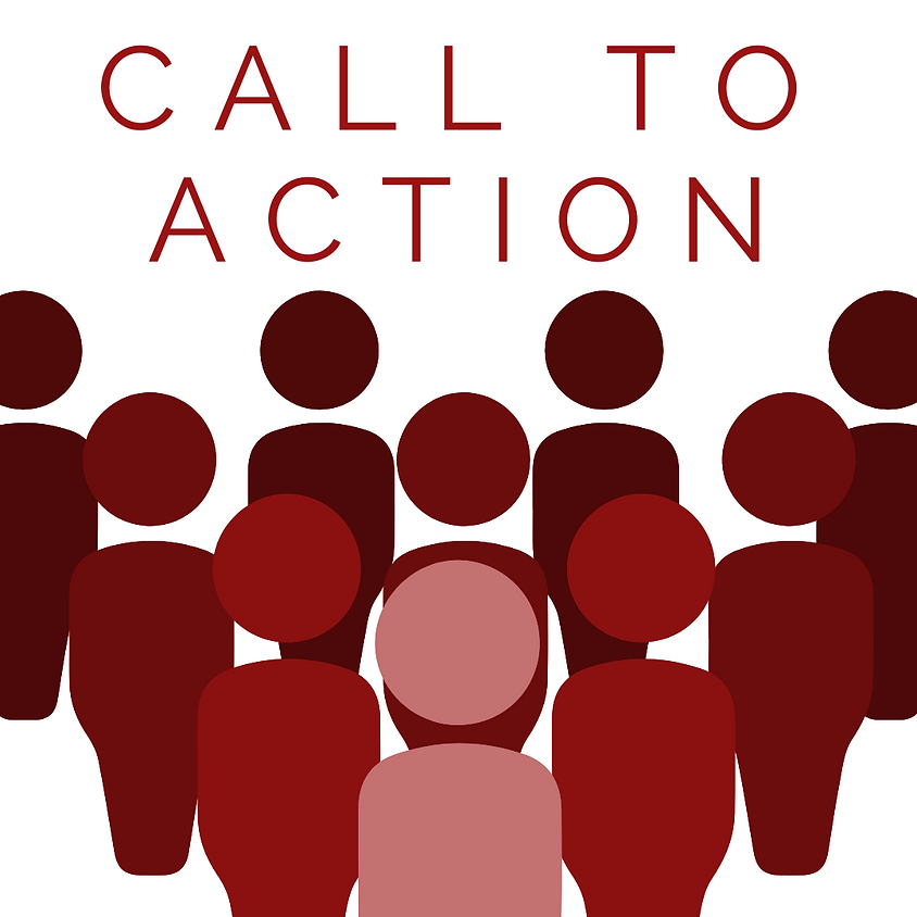 Call To Action 3/22/19