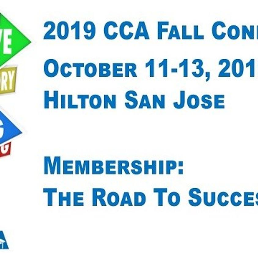 CCA Fall Confernce