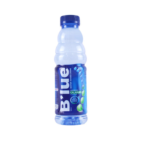 Blue Calamansi Flavored Water Drink 500ml