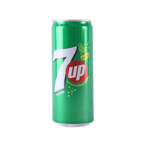 7-Up Regular Can 330ml